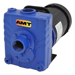 AMT 2825-95 Self Priming Pump, .75 hp, 1 ph, ODP