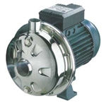 Ebara CDU120/5-3HP-T3 End Suction Pump, 304SS, 1x1-1/4x6-3/16, 3HP, 3500RPM, 3PH, 230/460V, TEFC, SC/SC/VT