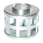 "AMT C362-90 Suction Strainer, 2"" with 1"" Openings"