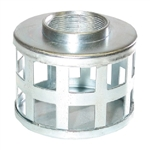 "AMT C364-90 Suction Strainer, 4"" with 1-1/2"" Openings"