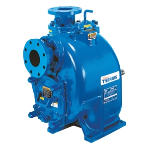 "Gorman Rupp T3A60S-B Self Priming Pump, 3"" Super T, Bare Shaft"
