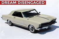 1965 Buick Riviera Gran Sport Enthusiasts Edition Arctic White 1:24