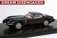 1964 Marcos 1800 LHD Homage Edition hand-signed by Jem Marsh 1:43