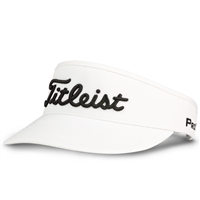 Titleist Tour High Crown Staff Collection Adjustable Visor