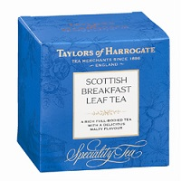 Taylors of Harrogate Scottish Breakfast - Loose Tea Carton 4.4oz