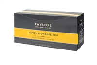 Taylors of Harrogate Lemon & Orange  - 100 Wrapped Tea Bags