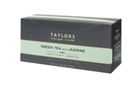 Taylors of Harrogate Green Tea with Jasmine  - 100 Wrapped Tea Bags