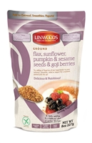 Linwoods Flaxseed, Sunflower, Pumpkin, Sesame seeds, & Goji Berries (8oz)