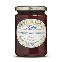 Tiptree Strawberry and Champagne Preserve 12oz