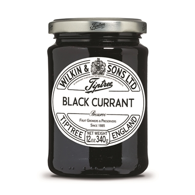 Tiptree Black Currant Preserve 12oz