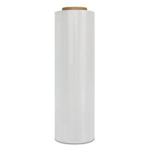 "Stretch Film - 18"" x 1000' Cast 120 gauge 