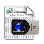 VeriFinger 4.x License U.are.U Lock