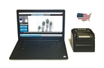 FbF LiveScan Federal Applicant System with Suprema RealScan G-10