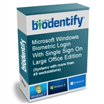 Biodentify Server - Large Office
