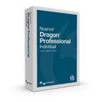 Dragon NaturallySpeaking Professional 15