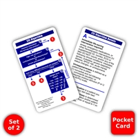 ESI Pocket Cards Set - 2 Cards