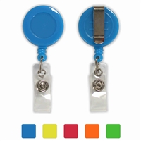 Neon Badge Reel w/ Slide Clip
