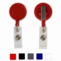 Standard Badge Reel w/ Swivel Clip