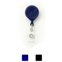 Mini-Bak Badge Reel With Strap And Swivel Clip