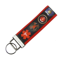 First Responders Keychain