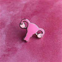 Sisterhood of the Wandering Uterus Pin
