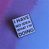 No Idea Pin