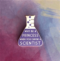 Scientist > Princess Pin
