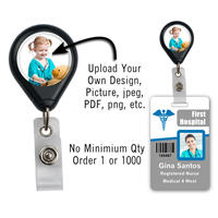 Custom Black Badge Reel