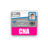 CNA Badge Buddy Horizontal Standard Size