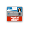 Physical Therapy Badge Buddy Horizontal Standard Size