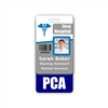 PCA Badge Buddy Vertical Standard Size