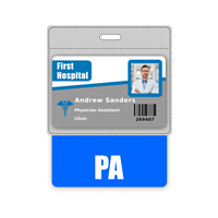 PA Badge Buddy Horizontal Oversized