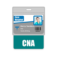 CNA Badge Buddy Horizontal Oversized