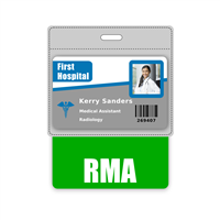 RMA Badge Buddy Horizontal Oversized