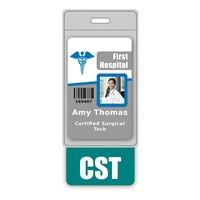 CST Badge Buddy Vertical Oversized