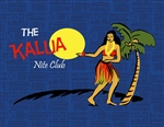 Hula Girl Hawaiian Poster