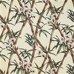 Bamboo Forest Fabric