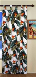 Bark Kahala Window Curtain