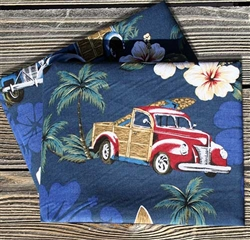 Beachy Pillow Sham