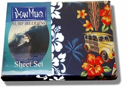 Surf & Hawaiian Sheet Sets