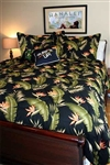 Hot Tropic Tropical Comforter