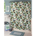 Island Shower Curtain