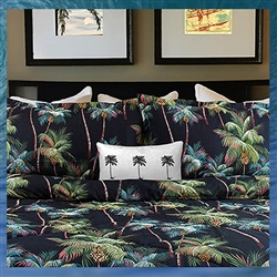Palm Tree Duvet Cover