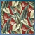Red Birds of Paradise Decorative Pilloww