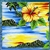 Paradise Abound Window Curtain