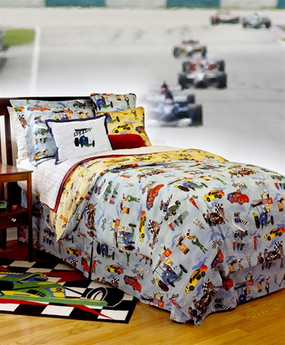 Race Car Bedding Race Car Bedroom Race Car Room