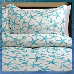 Sea Friends Duvet Cover