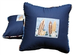 Surfboards Pillow