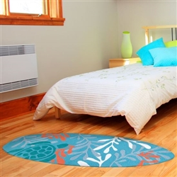 Surfboard rugs