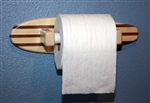 Surfboard Toilet Paper Holder